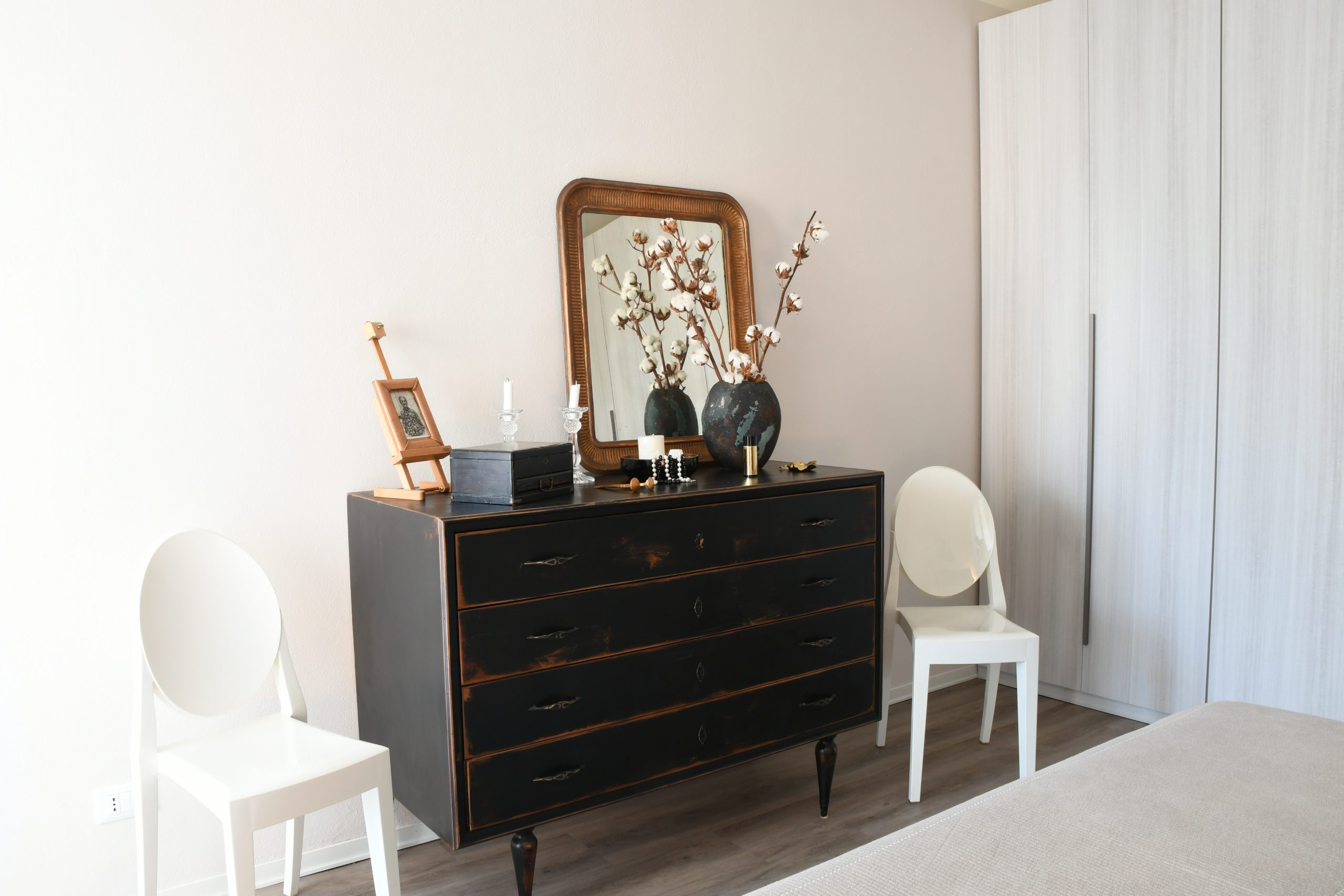 Rossanella's Place in Lake Garda - Bedroom Drawers