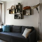 Rossanella's Place in Lake Garda - Living Room Sofa bed for 2 person